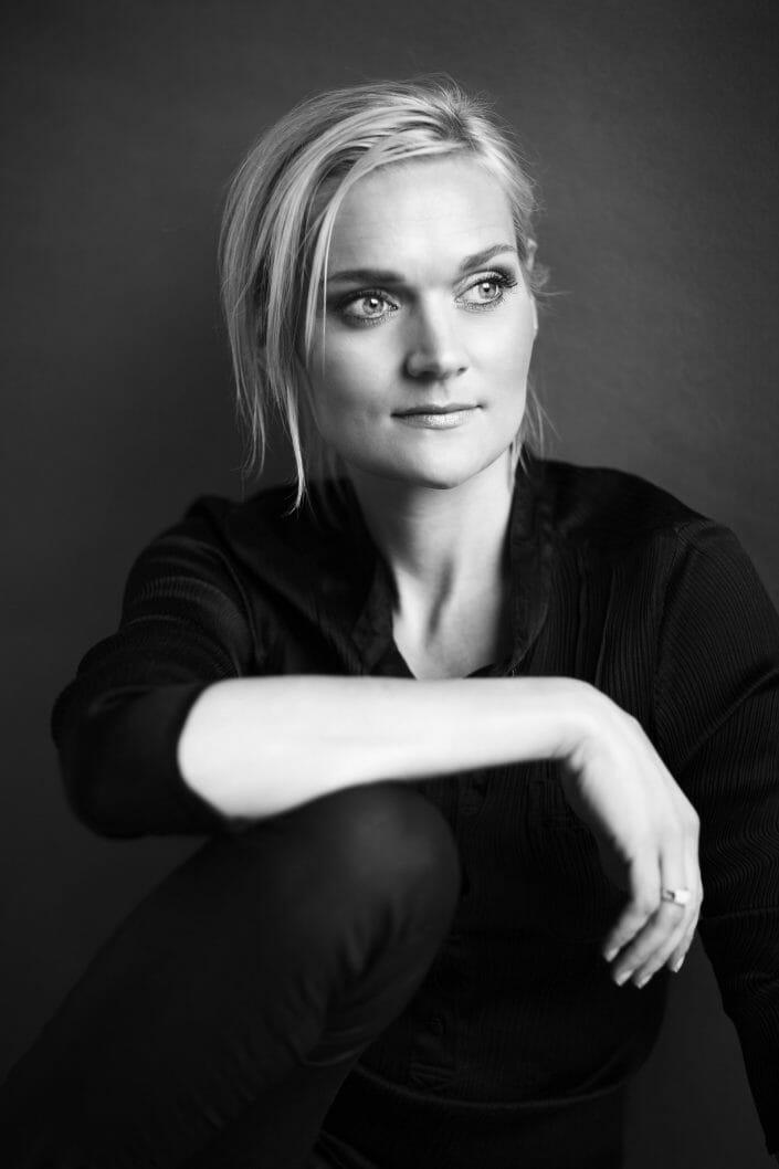 Portrætfotografering ©Foto: Ida Schmidt