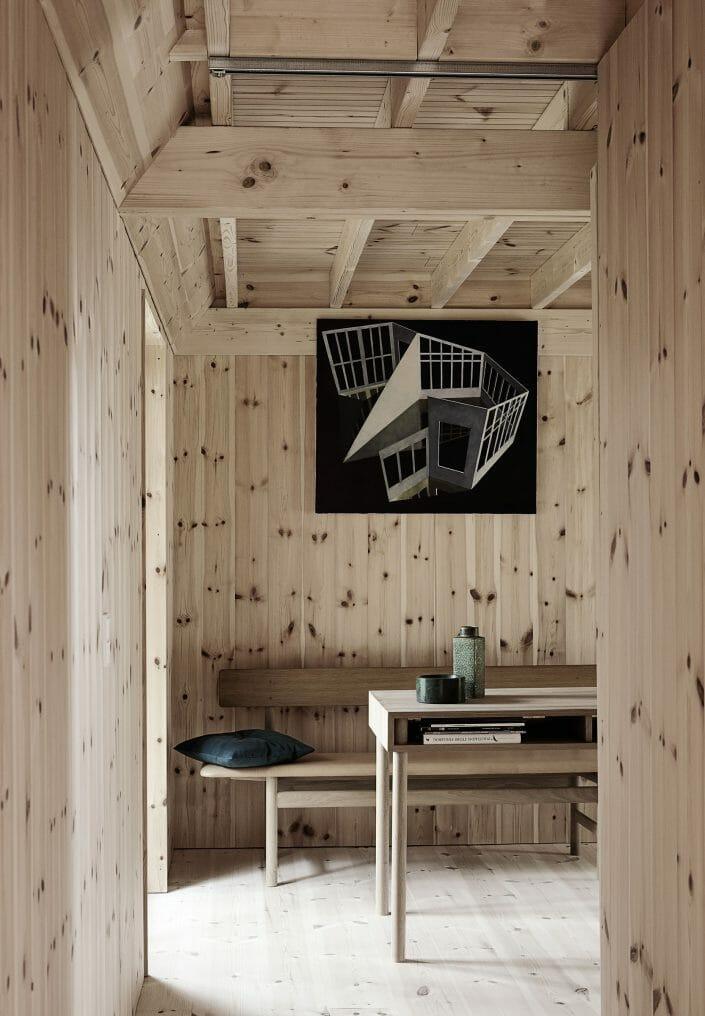 Arkitekturfotografi, Tanghus ©foto: Ida Schmidt
