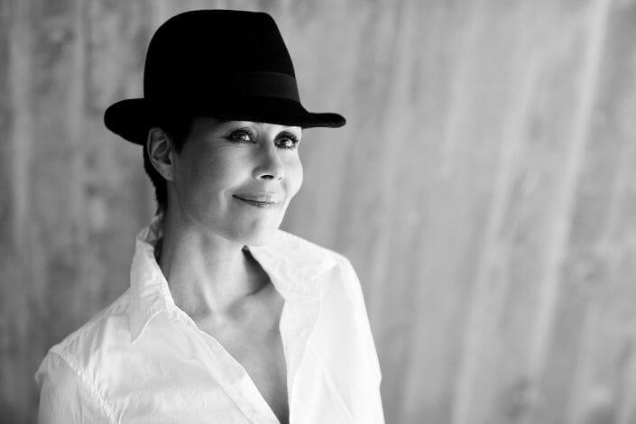 Portræt foto af Nukaka Coster-Waldau ©Fotograf Ida Schmidt