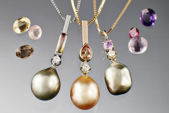 Produktfotografering af smykker ©foto Ida Schmidt