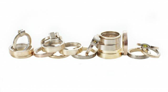 Produktfotografering af smykker © foto Ida Schmidt