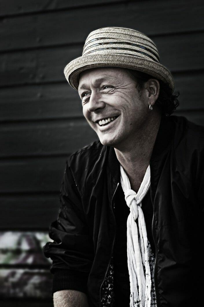 Artikel portræt, sanger Thomas Helmig ©foto: Ida Schmidt
