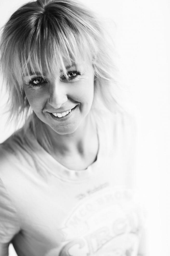 Magasin portrætfoto, Alt For Damerne, Puk Elgaard ©foto: Ida Schmidt
