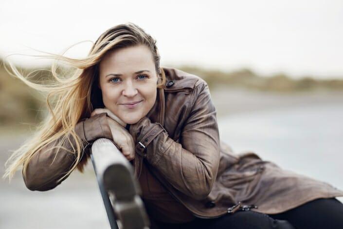 Redaktionelt portræt for Hendes Verden