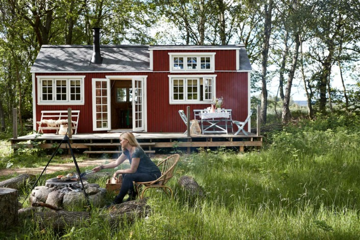 Boligreportage, tiny house, feature BoligLiv ©foto: Ida Schmidt